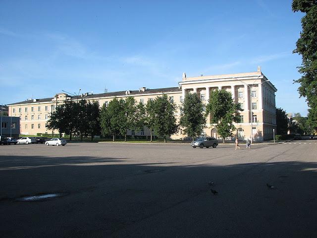 Центр Кохтла-Ярве