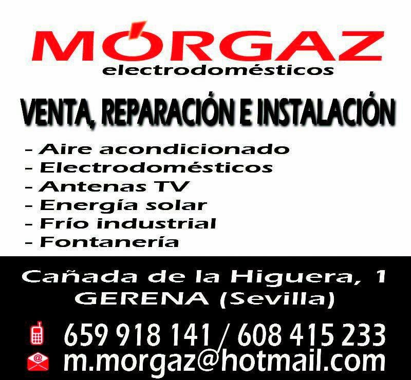Morgaz electrodomésticos