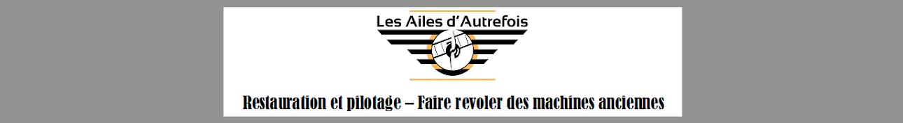 RESTAURATION ET PILOTAGE  -  FAIRE REVOLER DE VIEILLES MACHINES