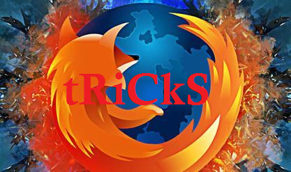 firefox browser tricks
