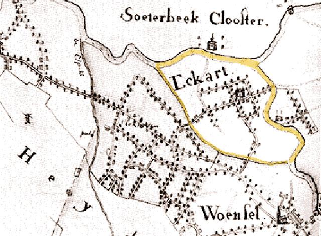 Kasteel Eckart   Eindhoven (Noord Brabant)   op een eiland in de Dommel   Dutch Castles
