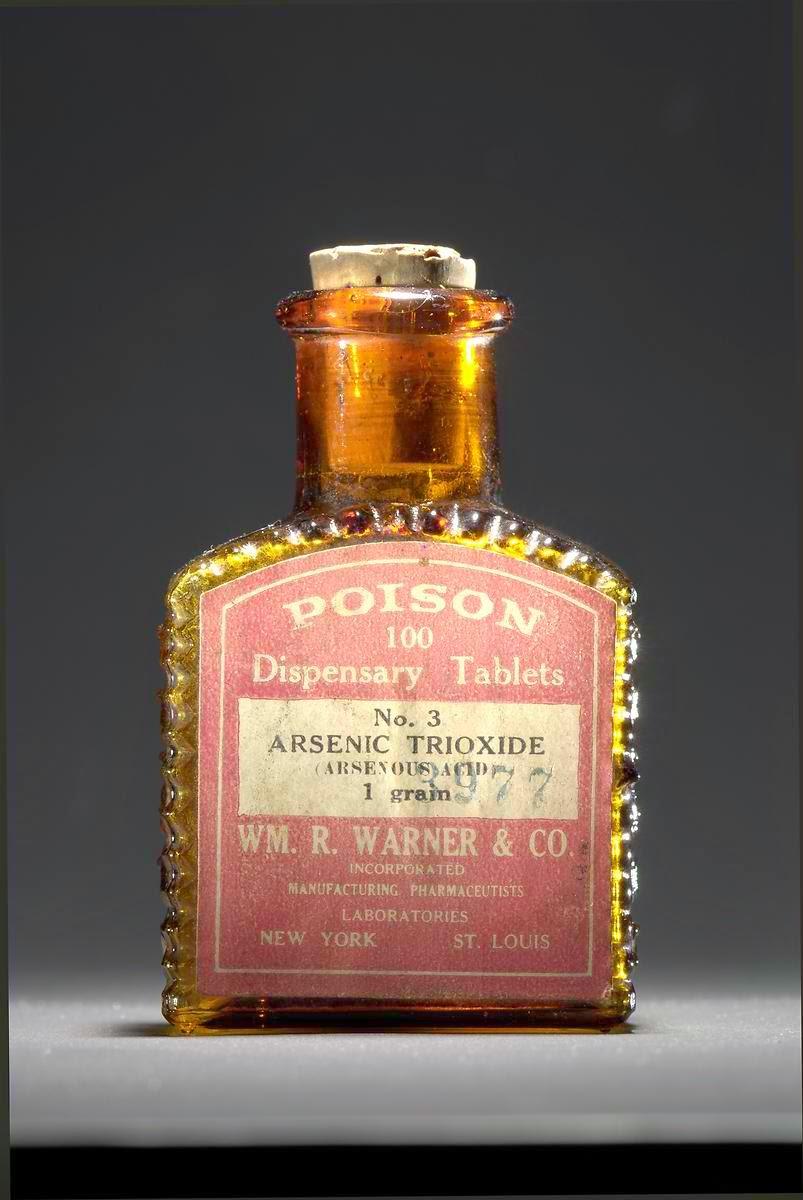 Arsenic Pills photo
