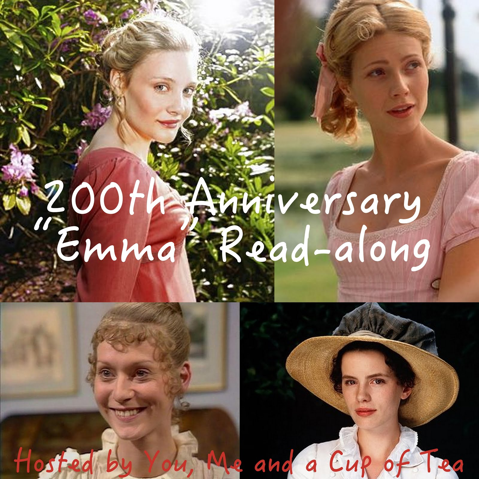 200th Anniversary Emma Read-along
