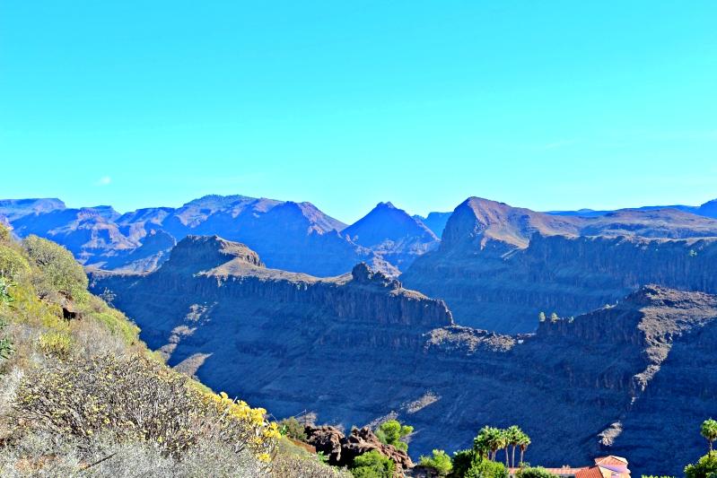 Gran Canaria Ayagaures Hiszpania