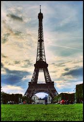 Mi lugar en el mundo , la ciudad del amor.