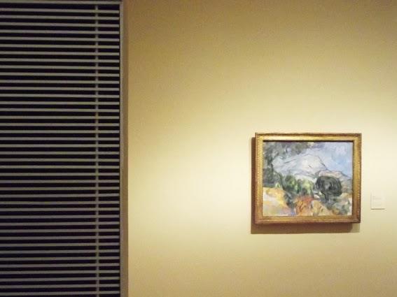 Cézanne. site / non-site { Museo Thyssen-Bornemisza}