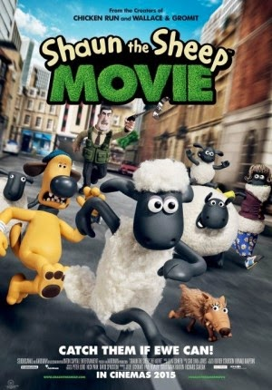 Trailer Shaun the Sheep Movie Bioskop 2015