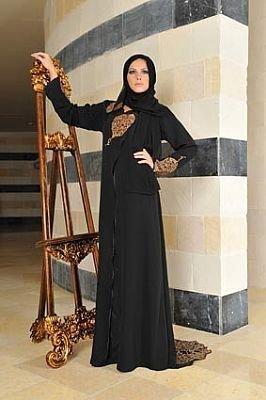Casual-Arabic-Abaya