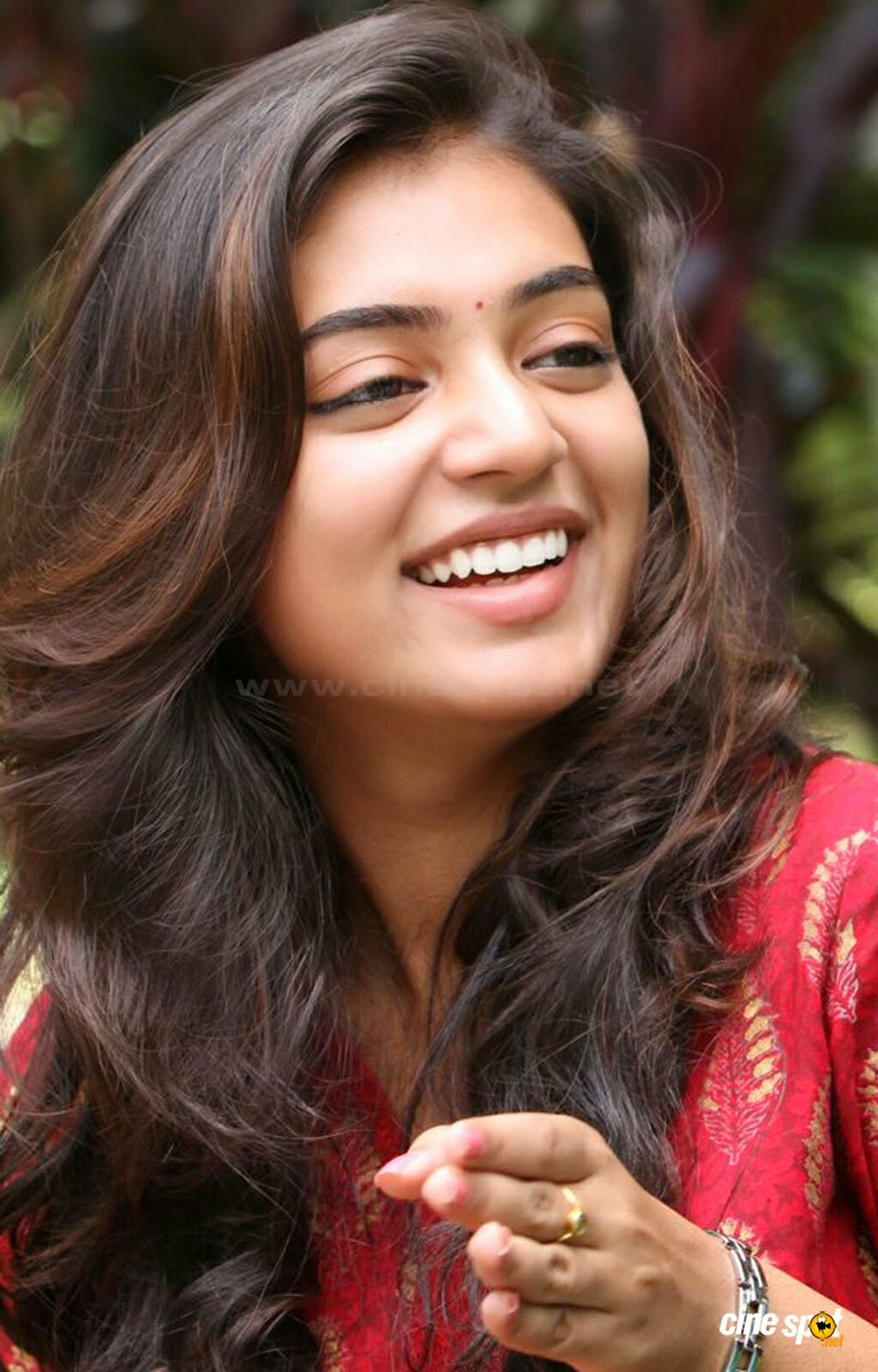 Official Website Of Malayalam Movie Actress Nazriya Nazim