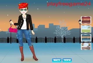 Bliinky Valentine Dressup Game Free Play Online
