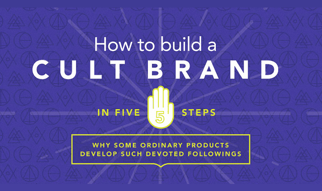 How to Build a Cult Brand in Five Steps