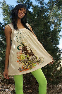 Bob Marley Dress
