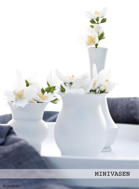 Alte Vasen Lackieren