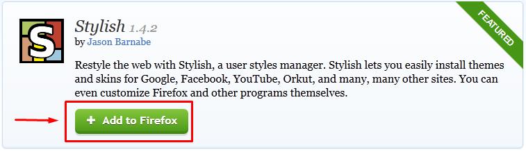 Cara Mempercantik Tampilan Facebook Pada Browser Mozilla
