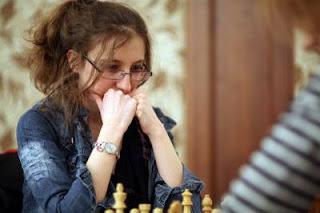 La Française Marie Sebag en tête du championnat d'europe féminin d'échecs © site officiel