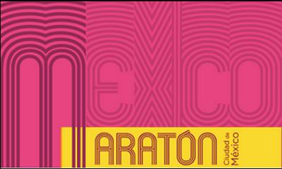 México Maratón Ciudad de México. Vive la Ruta Olímpica.