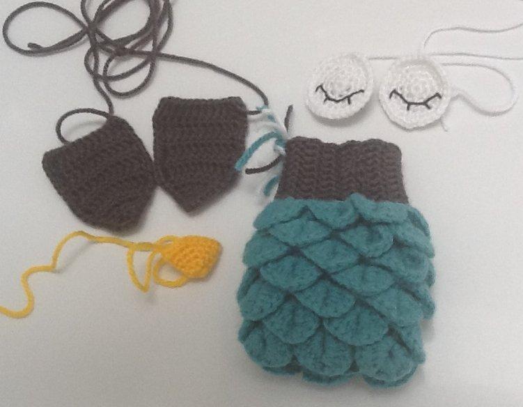 Craft Notes Crocodile Stitch Iii Crochet Owl