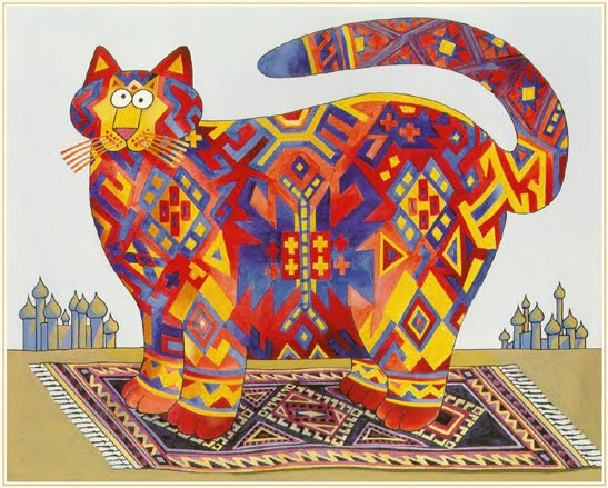 A Persian Cat: