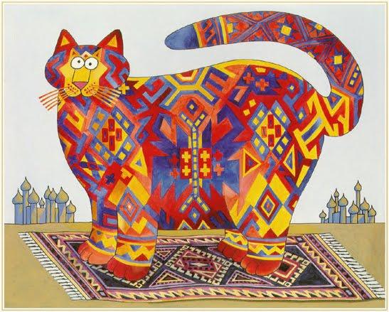 A Persian Cat: