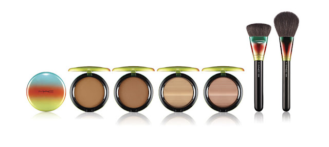 Press Release: MAC Wash & Dry & The Modern Brow Collection - June 1st, 2015