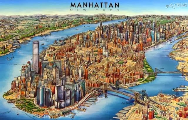 New York maraqli melumat