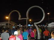 Walt Disney World Half Marathon #GoofyChallenge Part 1 (goofychallenge )