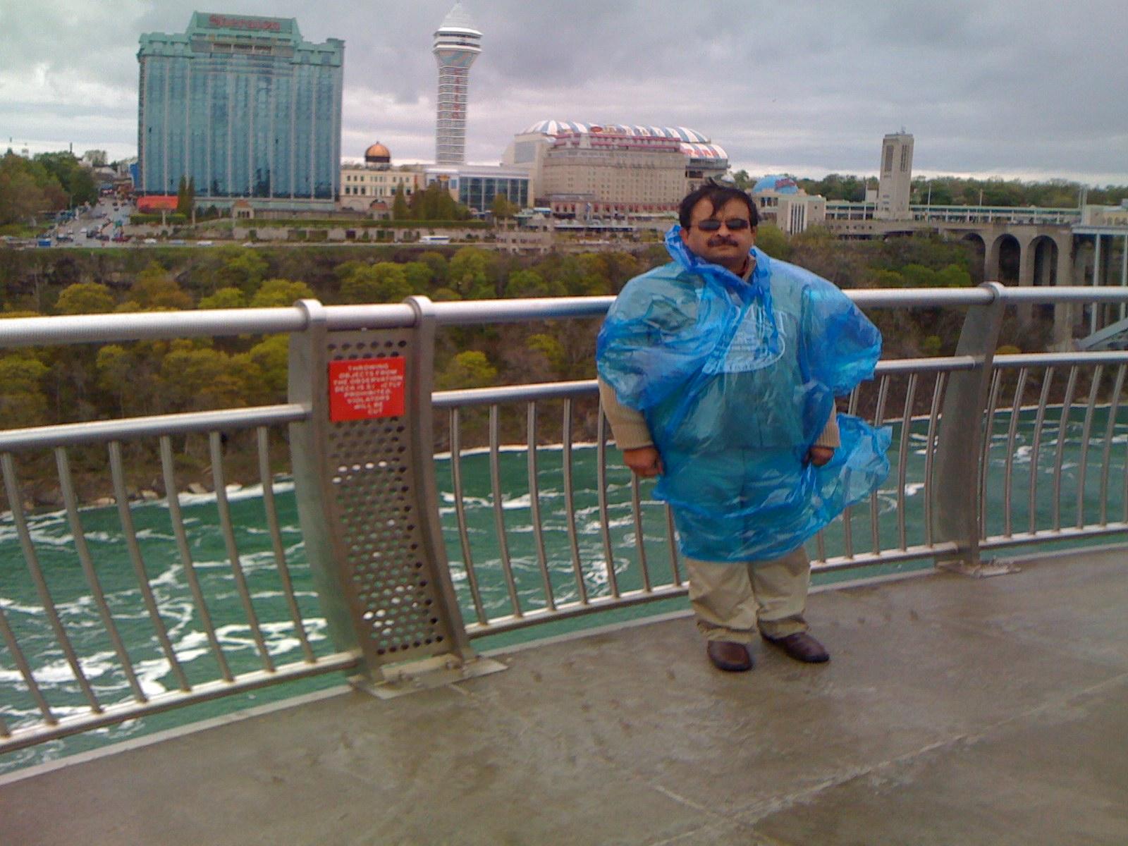 Ontario from Niagara Falls,USA