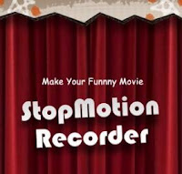 Aplicativo StopMotion Recorder