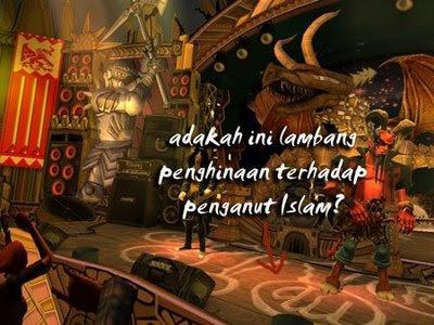 gitarkeji2 Games Yang Menghina Islam! (Wajib Baca!)