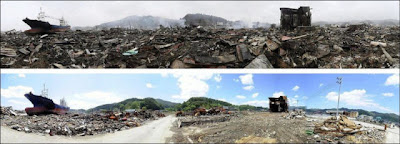 Japan Earthquake and Tsunami Recovery Seen On www.coolpicturegallery.us