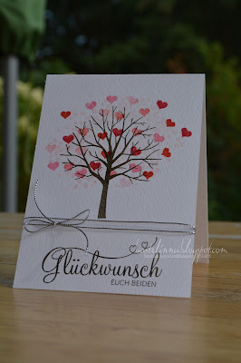 Baum der Freundschaft  + Hochzeit