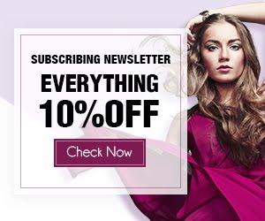 Iscriviti su NewChic: in regalo il 10% di sconto!