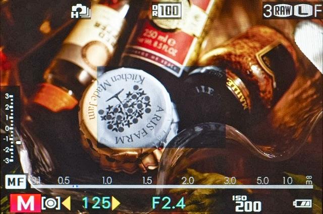 Esempio n. 3 di funzionamento della tecnologia Digital Split Image