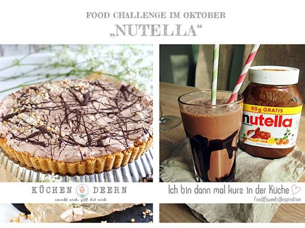 [Foodchallenge] Nutella-Likör - Was Süßes für die Seel!