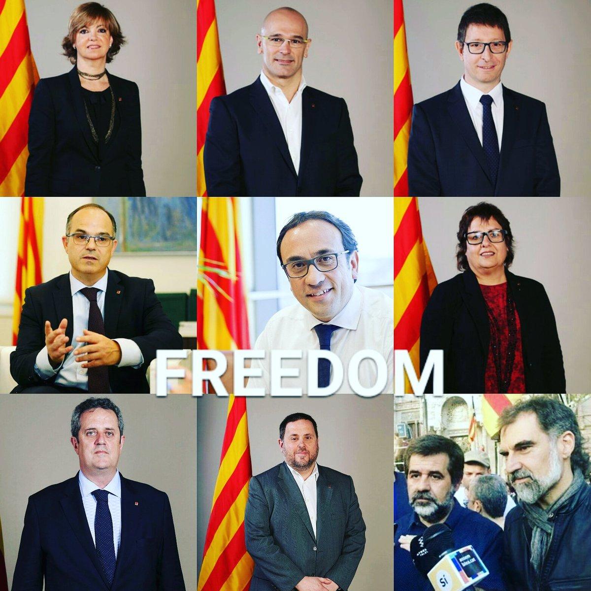 Llibertat als presos polítics