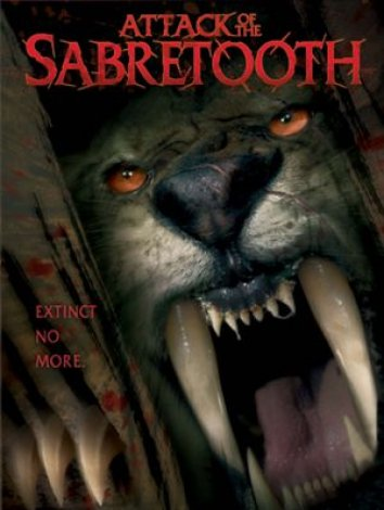 Attack of the Sabertooth 2005 Dual Audio WEBRip 300mb