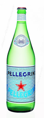 Bet you didn't know that mineral water like San Pellegrino can provide instant relief for minor skin irritations.
