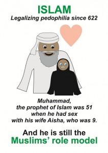 LA MUJER EN EL ISLAM (NOTICIAS) Islam-child-brides1-212x300