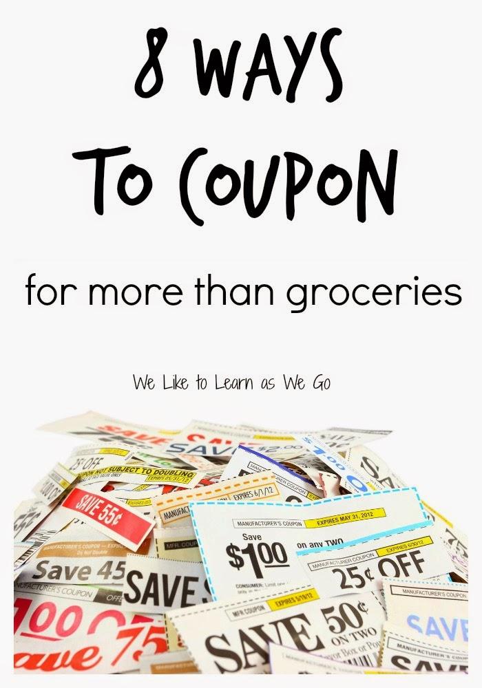 couponing, saving money, frugal living