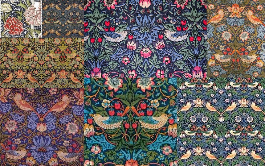 William Morris (1834-1896).