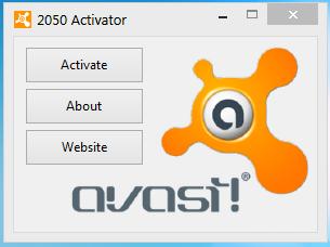 Avast 2050 Activator