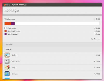 System Settings Ubuntu 13.10