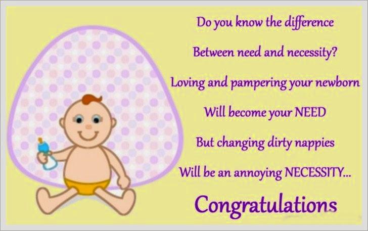 Doa & Ucapan Selamat Kelahiran Anak atau Bayi