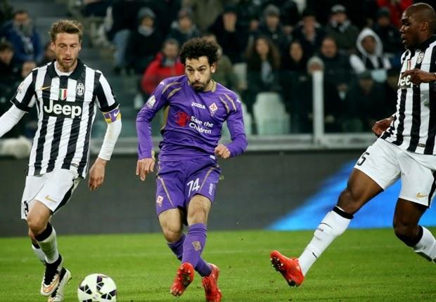Copa Italia : Juventus Takluk 2-1 Di Tangan Fiorentina
