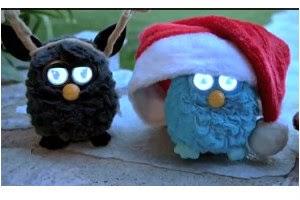 Furby 2012 Christmas Carols