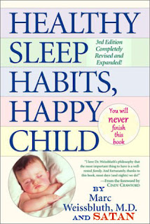 Guerrilla Mom's Abridged Version of Healthy Sleep Habits, Happy Child