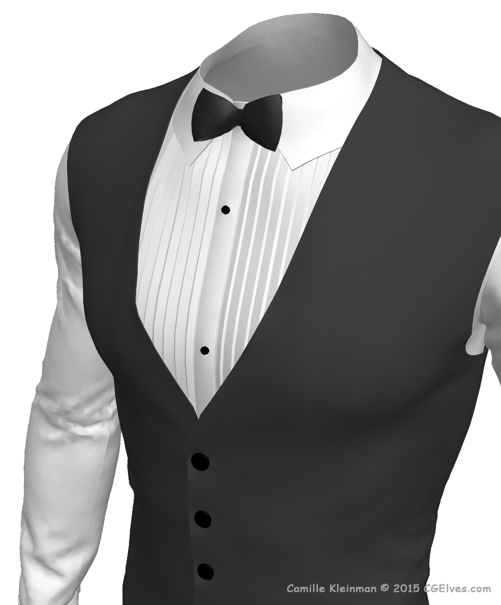 How to make marvelous designer clothing for Virtual suit builder