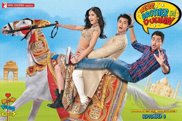 Mere Brother Ki Dulhan / Karde�imin Gelini / 2011 / Hindistan  / MP4 / TR Altyaz�l�