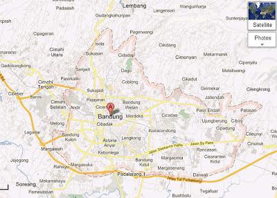 Alamat Kantor Pusat Indovision Wilayah Bandung