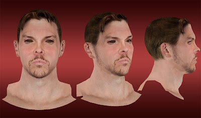 NBA 2K13 Mike Miller Cyberface Mod